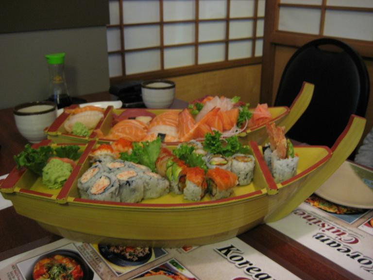 Top Sushi Restaurants In Downtown Los Angeles